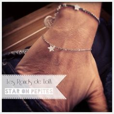 Bracelet - Star on pépites