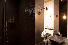 Copper Room, Rainfall Shower, Sconces, Wall Lights, Rooms, Luxury, Home Decor, Quartos, Homemade Home Decor