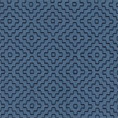 thibaut zig zag-woven, blue (cypress collection)