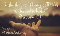 Refocused | Refixing our eyes on Jesus, everyday