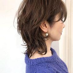 アラフィフの髪型はボリュームがポイント!【2019年最新】若く見えるヘアスタイル | folk (3ページ) Medium Hair Styles, Short Hair Styles, Hair Color Streaks, My Hairstyle, Fashion Now, Creative Hairstyles, Tips Belleza, Hair Day, Prom Hair