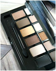 Glamorable!: Maybelline The Nudes Expert Wear Palette Review, S...