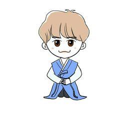 Cho Kyuhyun, Kpop Fanart, Super Junior, Smurfs, Fan Art, Drawings, Anime, Fictional Characters, Sketches
