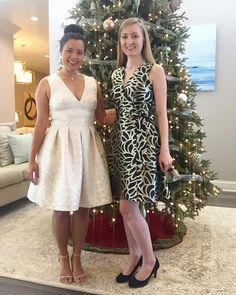 McCall's 6833 by @insidethehem (left) and Butterick 5030 by @soisewedthis (right)