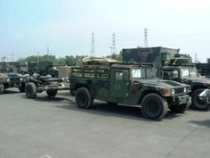 M1069 PRIME MOVER (for M119 105mm Light Howitzer)