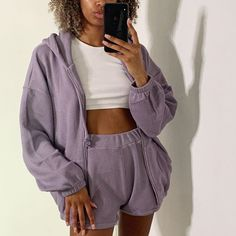 You always need a cute comfy set! Fit/ Detailing True to Size Exclusive to Shekou Women Material 100% Cotton Model Details: Model Wears S Dress size: NZ 6/8 US 2/4 Bottom size: NZ 8 Top Size: S Height: 164cm Cute Casual Outfits, Girly Outfits, Pretty Outfits, Stylish Outfits, Vintage Outfits, Teen Fashion Outfits, 70s Fashion, Couture Fashion, Fashion Dresses