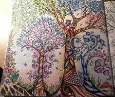 Раскраски-антистресс | Джоанна Бэсфорд и другие
