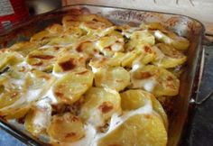 Hungarian Recipes, Meat Recipes, Macaroni And Cheese, Main Dishes, Food And Drink, Chicken, Baking, Ethnic Recipes, Places