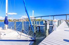 Perdido Resorts - 56 RV sites on intercoastal with deep water boat slips