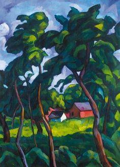 Vilmos Perlrott Csaba - 1880 - 1955 - Pictify - your social art network