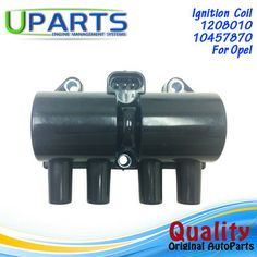 UPARTS Ignition Coil For Opel Astra G Hatchback Saloon Estate Box/Combo Box Tour/Meriva/Vauxhallastra Mk Astravan 1.6 90184756 Ignition Coil, Tours, Box, Snare Drum, Boxes, Poland