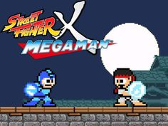 Game News: Street Fighter X Mega Man to be Released Free for 25th Anniversary