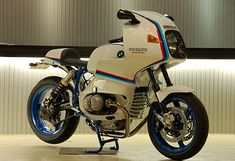 Bmw R 100 RS Special #2 by Ritmo Sereno