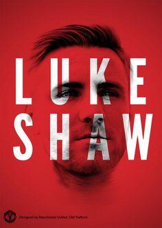 Twitter / ManUtd: Happy birthday, @LukeShaw3! ...