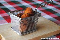 Receta: Delicias de pollo