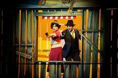 Clyde 'n Bonnie: A Folktale at The Aurora Theatre