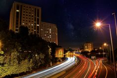 Oporto by Night by R