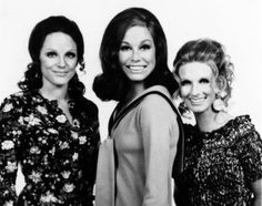"""Valerie Harper, Mary Tyler Moore and Cloris Leachman starred in """"The Mary Tyler Moore"""
