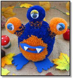 Pom Pom Monster