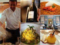 Restaurant Il Lago Chef Stefano Sbaragli - 1* Michelin