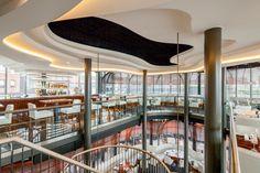 Catch by Simonis The Hague, Architecture, Design, Furniture, Restaurants, Interiors, Home Decor, Products, Arquitetura