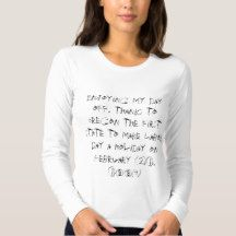 Labor Day Thanks To Oregon Funny Typography T-shirt