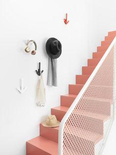 Arrow hanger - Coat hooks by Design House Stockholm | Architonic