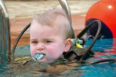 Swimming lessons for Prince George