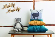 Cute Comfort Knits by Jem Weston, McA direct