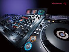 DJ House Container » Pioneer DJ