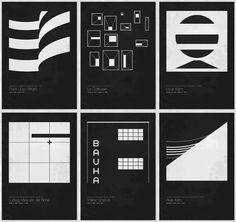 Wright, Corbusier, Kahn, Mies, Gropius, Aalto