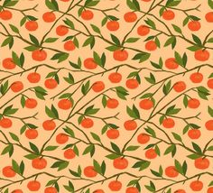 tangerines. caleb lin.