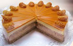 Magyarország tortája 2013 : A milotai mézes grillázstorta.