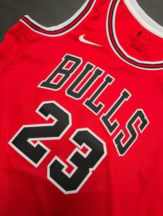 finest selection f47d3 c7a00 Nike Will Be Releasing A New Chicago Bulls Michael Jordan Jersey Jordan  Outfits, Nike Outfits