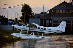 https://flic.kr/p/KsQRhW | Harbour Air Seaplanes | 4760 Inglis Drive Richmond, BC Canada  The terminal is located in Richmond on the Fraser River adjacent to the South Terminal of the Vancouver International Airport/YVR.    www.harbourair.com/book-a-flight/locations/south-vancouver-(yvr)/