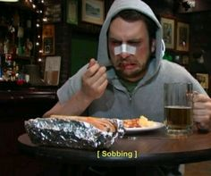 """When he was dealing with some stuff: 17 Times Charlie From """"It's Always Sunny In Philadelphia"""" Was Relatable AF Charlie Kelly, Charlie Day, It's Always Sunny, Always Be, Sunny In Philadelphia, Ms Gs, What You Eat, Reaction Pictures, Meme Pictures"""
