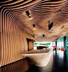 Tendencias en arquitectura: Orgánicas estructuras seccionadas