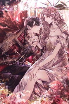 Looking for Regret Once is Enough Anime Couples Drawings, Anime Couples Manga, Anime Guys, Romantic Manga, Romantic Anime Couples, Anime Art Girl, Manga Art, Anime Harem, Inspiration Art