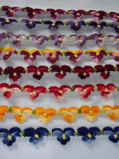 Pano de prato crochê de amor perfeito no Crochet Dishcloths, Crochet Doilies, Crochet Edgings, Baby Blanket Crochet, Crochet Baby, Flower Crochet, Saree Tassels Designs, Gifts For Newborn Girl, Crochet Edging Patterns