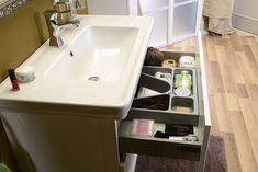 VIOLETA umyvadlová skříňka 83x52x46cm, bílá pololesk : SAPHO E-shop Sink, Retro, Shopping, Home Decor, Sink Tops, Vessel Sink, Decoration Home, Room Decor, Vanity Basin