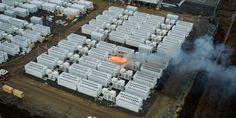 Renewable Energy Companies, Big Battery, Impossible Dream, World On Fire, Energy Storage, Solar Power, Australia, Storage Systems