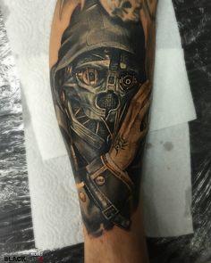 Timur Rumit @rumittattoo  BLACKOUT tattoo collective  @blackouttattoocollective  #blackouttattoocollective