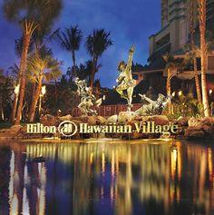 Hilton Hawaiian Village Oahu, HI