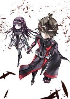 Rokuro and Benio   Twin Star Exorcists, Sousei no Onmyouji