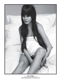 In Bed With W Mag…