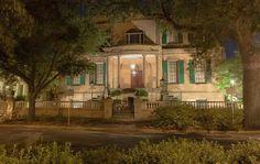 The Owens~Thomas House in Savannah GA.