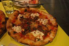 Lamb Sausage and Ricotta Pizza | Yelp