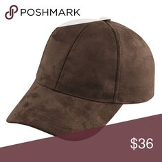 🆕 RICH BROWN SUEDE CAP 🆕 rich brown vegan suede cap. Darling, on trend cap. Stylish & sophisticated cap style. Wear a cap but, still look chic & pulled together. One size fits most. Imported, faux suede cap. Bundles/offers welcome, no trades or holds. My environment is clean/organized/pet/smoke free. Please make any inquires, all sales are final on PM. Thank you for shopping my boutique. #poshstyle DARLING Accessories Hats