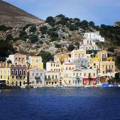 at Symi island, #Greece