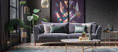 Enza Home Mobilya | Yataş Grup'un Konsept Mobilya Markası Outdoor Sofa, Outdoor Furniture, Outdoor Decor, Sofa Material, Cushions, Pillows, Fabric Sofa, Home Collections, Contemporary Design